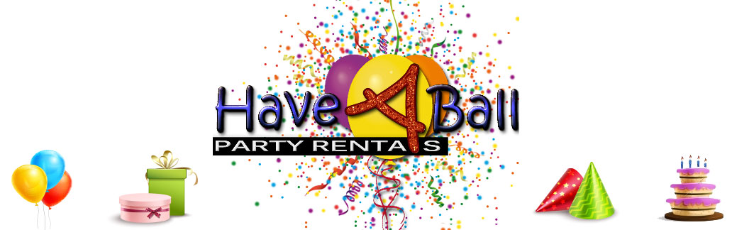 We bring the party to you!